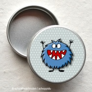 Minidose - Monster Blau