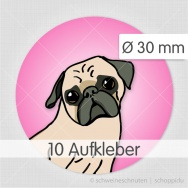 Mops Pink