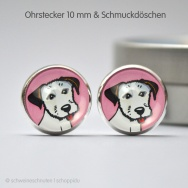 Parsons Russel Terrier Pink - Set
