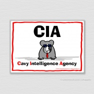 Cavy Intelligene Agency